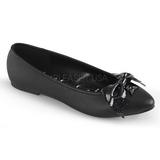 Koženka VAIL-01 dámské baleríny obuv