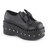 Vegan 8 cm Demonia DOLLY-05 platformě gotické boty