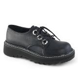 Černý 3 cm DEMONIA LILITH-99 platformě gotické boty