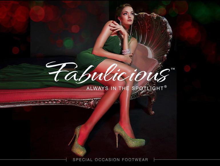 Vysoké podpatky - FABULICIOUS